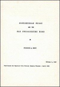 Bainbridge township, Ohio (F  A  Henry writings)